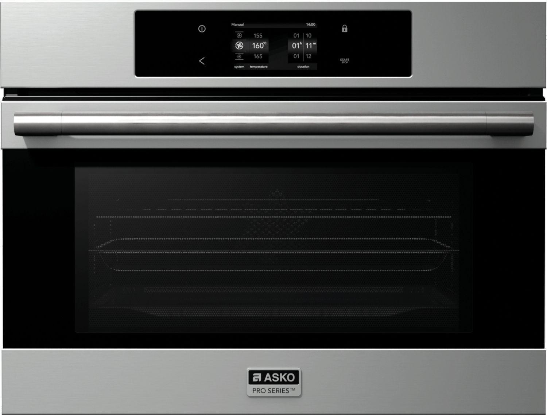 OCM8493S Combi Micro Oven - ASKO Appliances