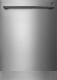 D5636XLHS/TH - Lavavajillas empotrable XL, control oculto y jaladera tubular Turbo Drying™ de ASKO, usted ahorrará tiempo, agua y energía en cada lavado.