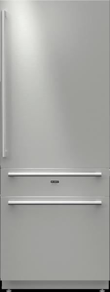 RF2826S-Вбудований комбінований холодильник