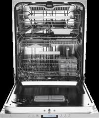 DFI675GXXL.P Повністю вбудована, XХL, A++, 4 кошики для посуду, завантаження - 17 комплектів, 13 програм, Turbo Drying™, 8 Steel™, 4 режими