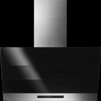 CW4924B-Настінна витяжка Окрема настінна декоративна витяжка з нержавіючої сталі та скла, 4 швидкості вентилятора, функція Cloud Zone™