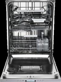 DFI655G.P Повністю вбудована, XL, A+++, 3 кошики для посуду, завантаження - 15 комплектів, 13 програм, Turbo Drying™, 8 Steel™, 4 режими