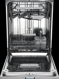 посудомийна машина - DFI633.P Повністю вбудована, XL, A+++, 2 кошики для посуду, завантаження - 13 комплектів, 12 програм, Turbo Drying™, 8Steel™