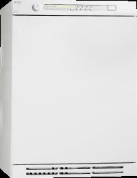 T784CW - сушильна машина конденсаційного типу Захистіть свій одяг із технологією Butterfly Drying™