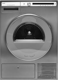 Сушильна машина Pro Home з тепловим насосом T408HD.T.P