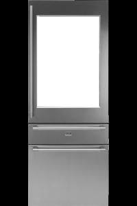 DPRWF2826S-Комплект надвірних панелей для винного холодильника ProSeries™ Декоративна панель для винного холодильника з нержавіючої сталі