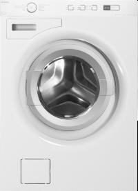 W6454W-пральна машина Окрема пральна машина з барабаном місткістю 60л, 10програмами прання, класом A+++ і функцією посиленого полоскання