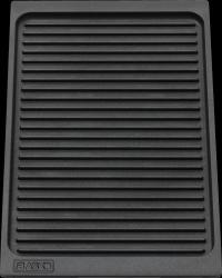 AG12A - Накладна панель-гриль - аксесуар Ідеальна для приготування грилю на індукційній поверхні Bridge Induction™