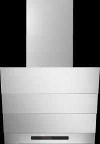 CW4624S-Настінна витяжка Окрема настінна декоративна витяжка з нержавіючої сталі, 4 швидкості вентилятора, фільтр вентилятора, що миється