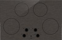 HI1794M-Індукційна поверхня Індукційна варильна поверхня з 4 зонами нагрівання, сенсорним керуванням і поверхнею, яку легко чистити
