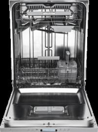 DFI644G.P Повністю вбудована, XL, A+++, 3 кошики для посуду, завантаження - 14 комплектів, 13 програм, Turbo Drying™, 8 Steel™