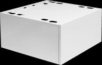HPS5323W Hidden Helpers™ - висувний ящик-підставка для миючих засобів з висувною полицею