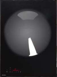HI1345G-Індукційна поверхня Індукційна варильна поверхня-доміно з однією зоною посиленої роботи та 13 рівнями потужності