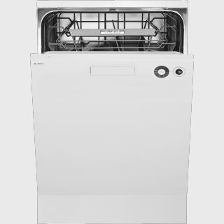 посудомийна машина - D5436W Окрема, XL, A+++, 3 рівні кошиків, 13 комплектів посуду, AquaSafe™
