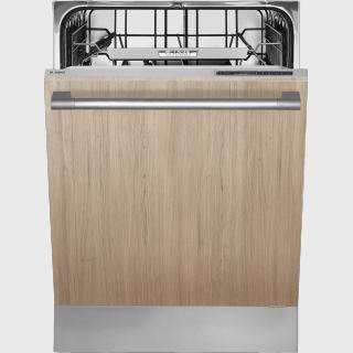 посудомийна машина - D5536XL Повністю вбудована, XL, A+++, 2 рівні кошиків, 13 комплектів посуду, Turbo Drying™
